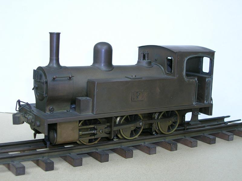 国鉄1100クラスをモデルにした小...