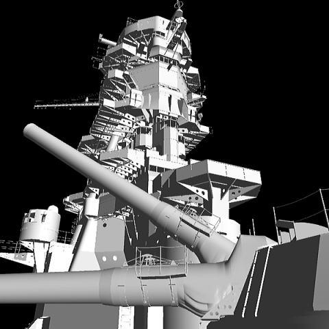 Warship Plans 艦艇図面のページ